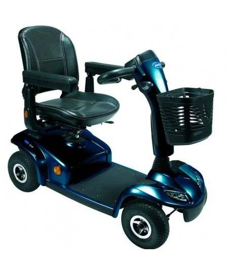 INVACARE Leo (4 ruedas) scooter de movilidad en azul