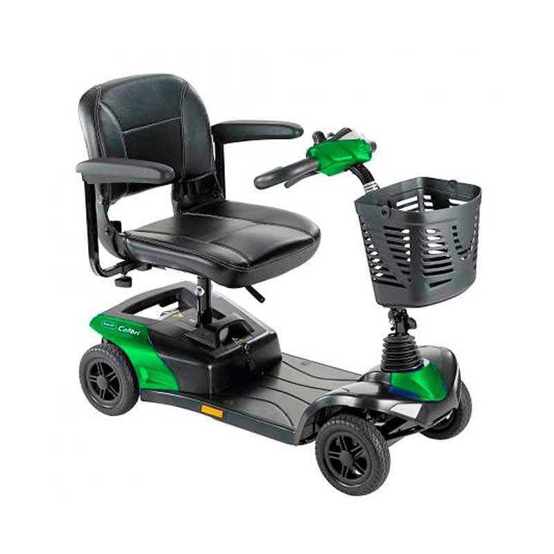INVACARE Colibri scooter de movilidad en verde