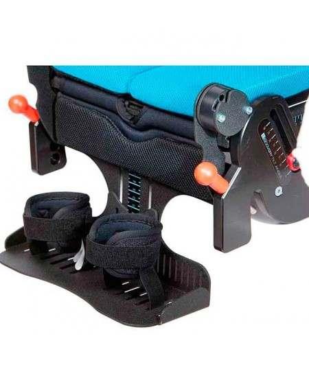 Cinchas de velcro tobillo acolchados REHAGIRONA Shuttle Discovery accesorio para silla pc