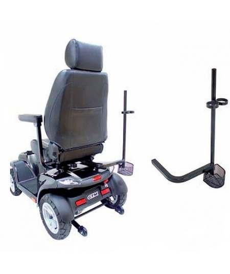 Porta bastones APEX accesorio para Scooter I-Confort
