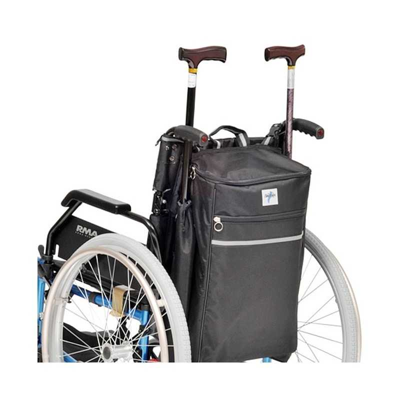 AYUDAS DINÁMICAS Bolsa Deluxe accesorio para sillas de ruedas