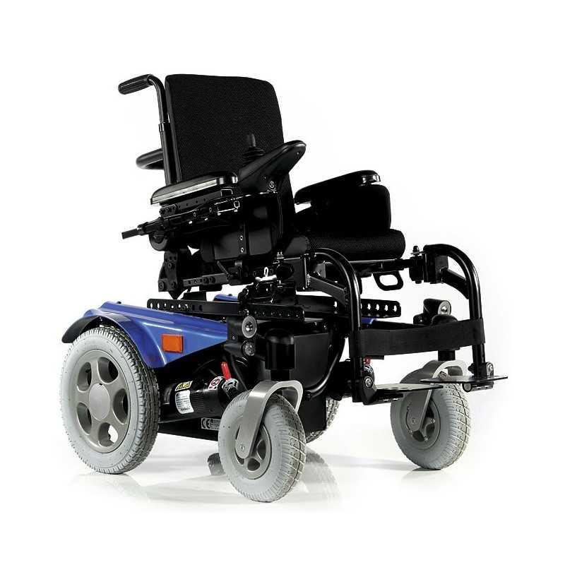 SUNRISE Zippie Salsa R2 (standar) silla de ruedas eléctrica infantil en azul