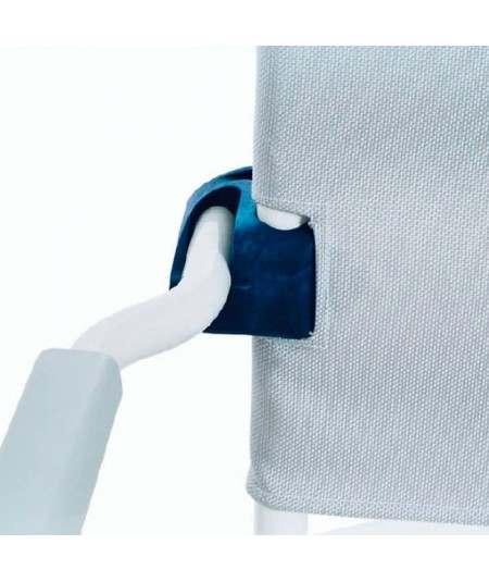 Reposabrazos anchos XL para sillas INVACARE Aquatec Ocean Vip