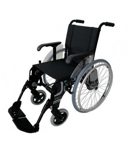 FORTA Basic R600 silla de ruedas en aluminio
