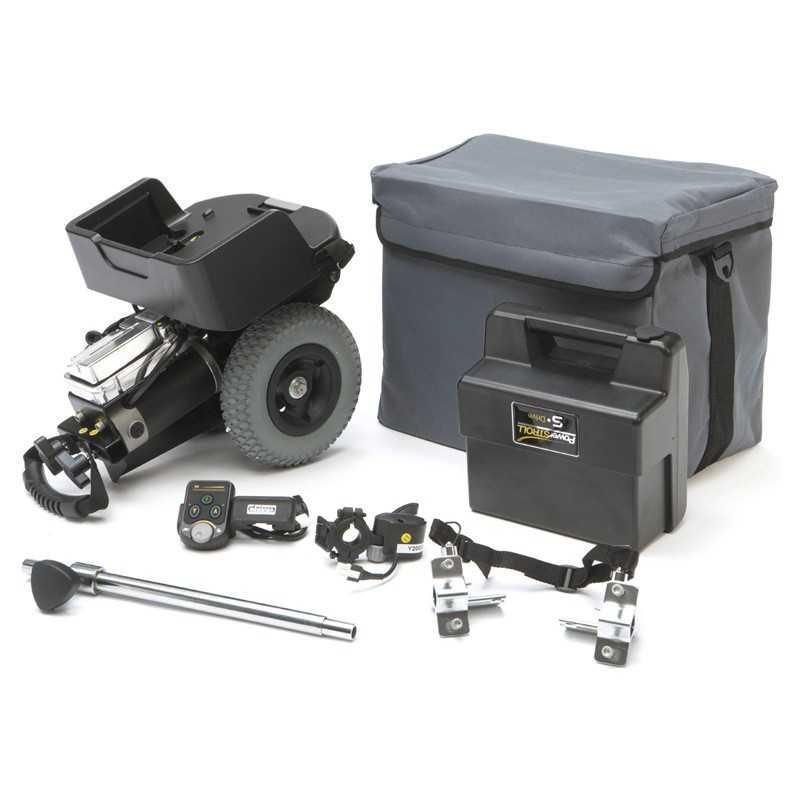 Motor de ayuda para silla de ruedas - S Drive