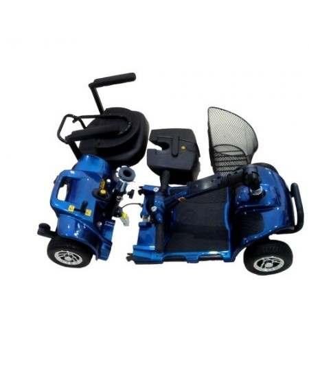 LIBERCAR Litium (baterías de litio) 4 Ruedas scooter de movilidad