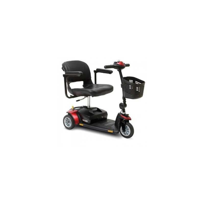 Scooter Gogo de tres ruedas