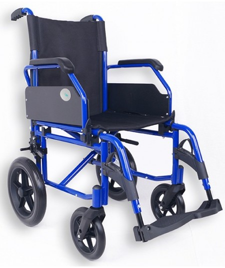Silla de ruedas en aluminio - Saby 30