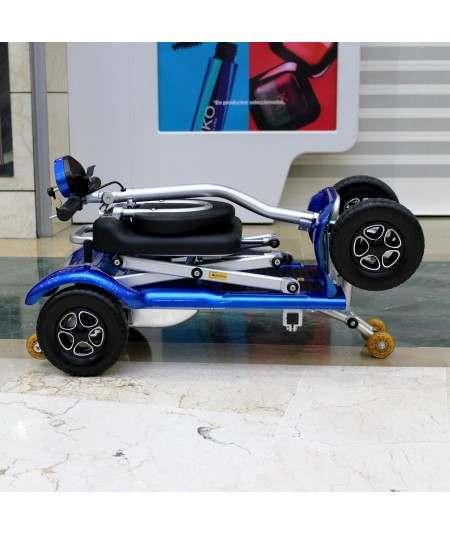 LIBERCAR Bravo-Scooter Plegable