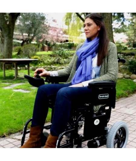 Libercar Power Chair Litio- Silla eléctrica