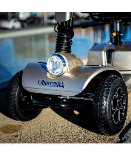 Libercar Cruiser-Scooter eléctrico