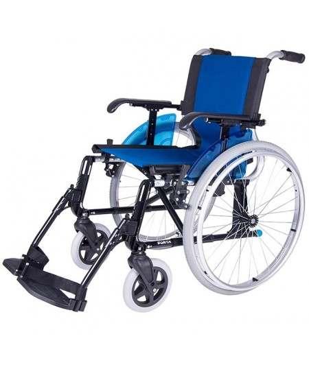 FORTA Line R600 silla de ruedas en aluminio