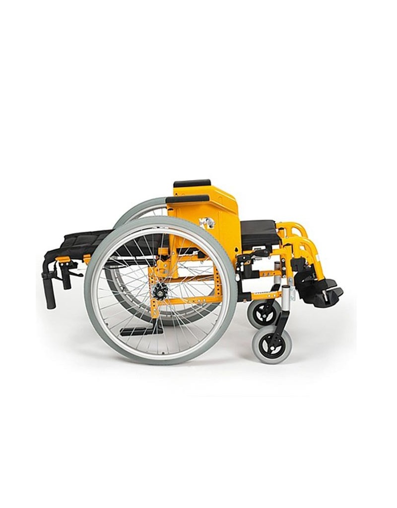 VERMEIREN Eclips X4 Kids silla de ruedas en aluminio