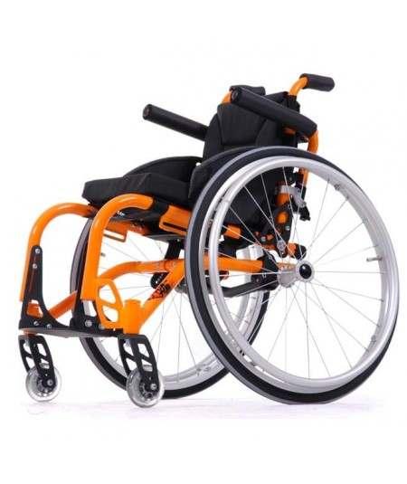 VERMEIREN Sagitta Kids SI silla de ruedas en aluminio