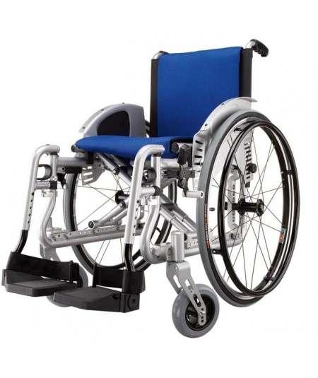 BISCHOFF Revolution R2 silla de ruedas en aluminio