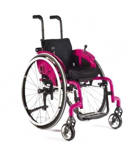 SUNRISE Zippie Simba silla de ruedas en aluminio