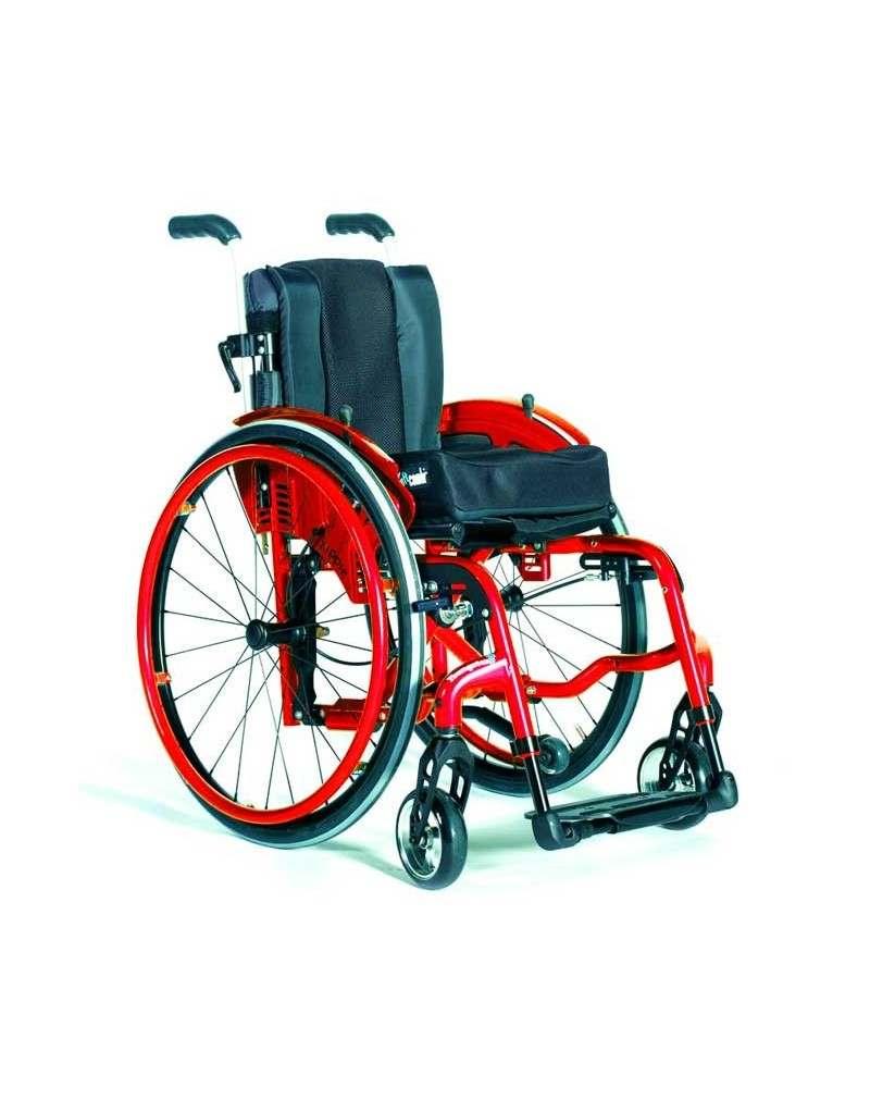 SUNRISE Zippie Youngster 3 silla de ruedas en aluminio