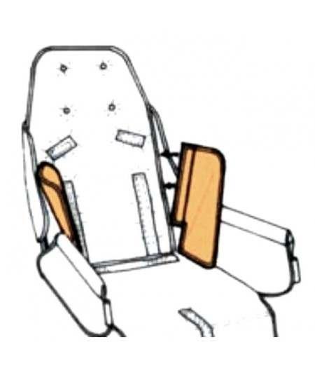 Soportes laterales REHAGIRONA Rehatom 4 accesorio para silla pc
