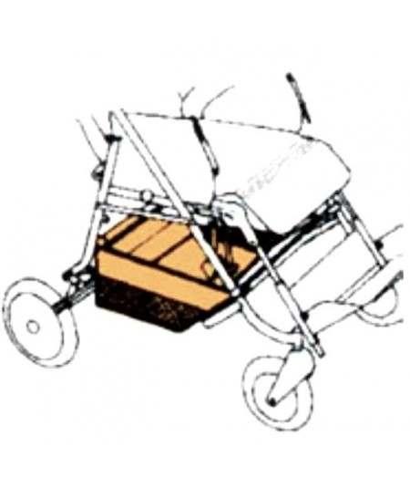 Cesta de tela  REHAGIRONA Rehatom 4 accesorio para silla pc (par)
