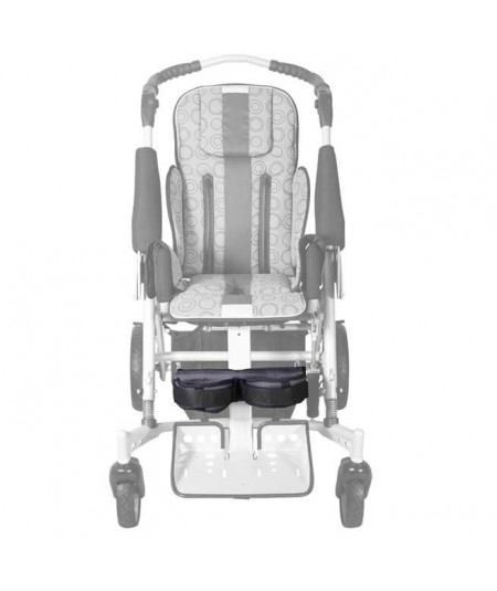 Soporte de piernas con fijación  REHAGIRONA Tom 5 accesorio para silla pc