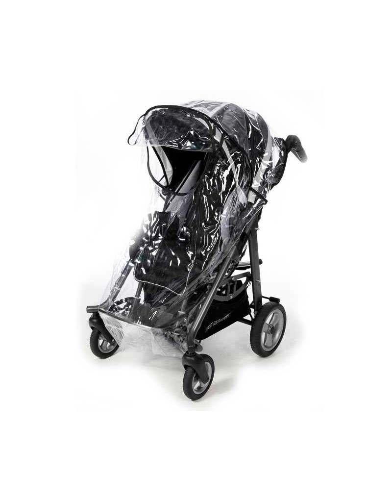Capa para la lluvia transparente SUNRISE Easys accesorio para silla pc