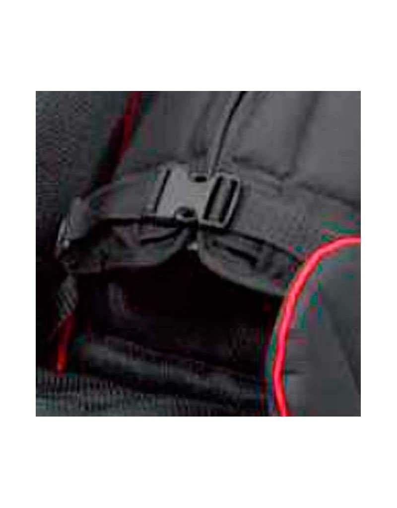 Cinturón pélvico de 2 puntos SUNRISE Swifty accesorio para silla pc