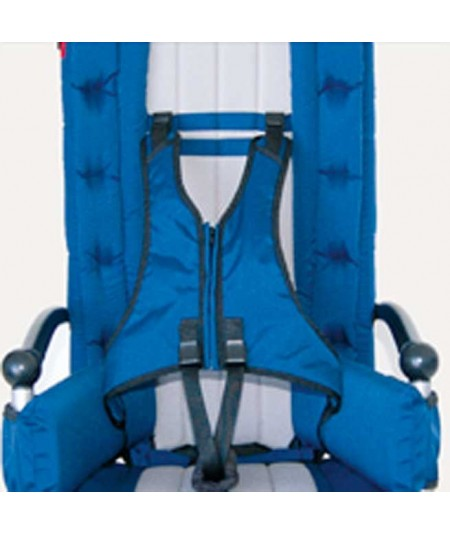 Chaleco de seguridad de 5 puntos AYUDAS DINÁMICAS accesorio silla Clip
