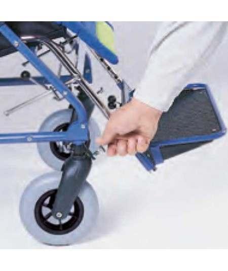 Bloqueo de dirección. Orientadores ruedas delanteras AYUDAS DINÁMICAS accesorio silla Obi