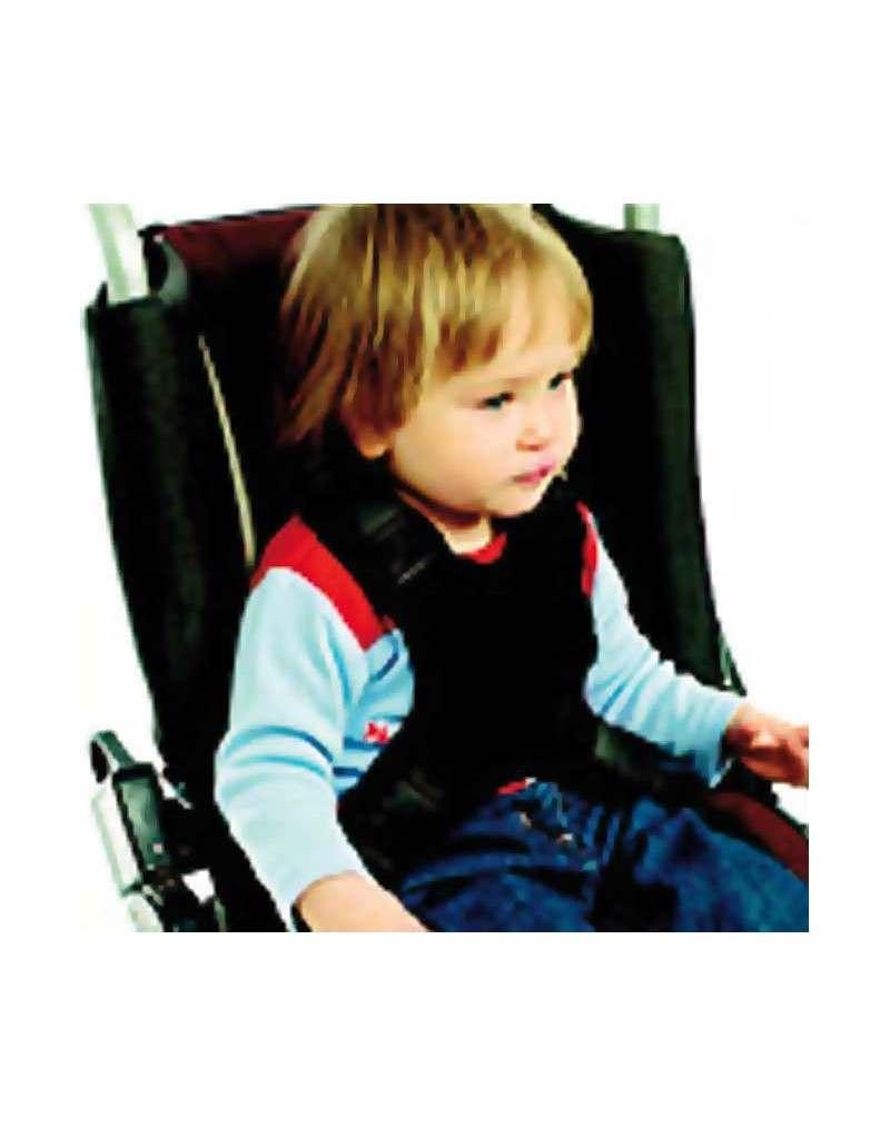 Cinturón en X AYUDAS DINÁMICAS accesorio silla Ito