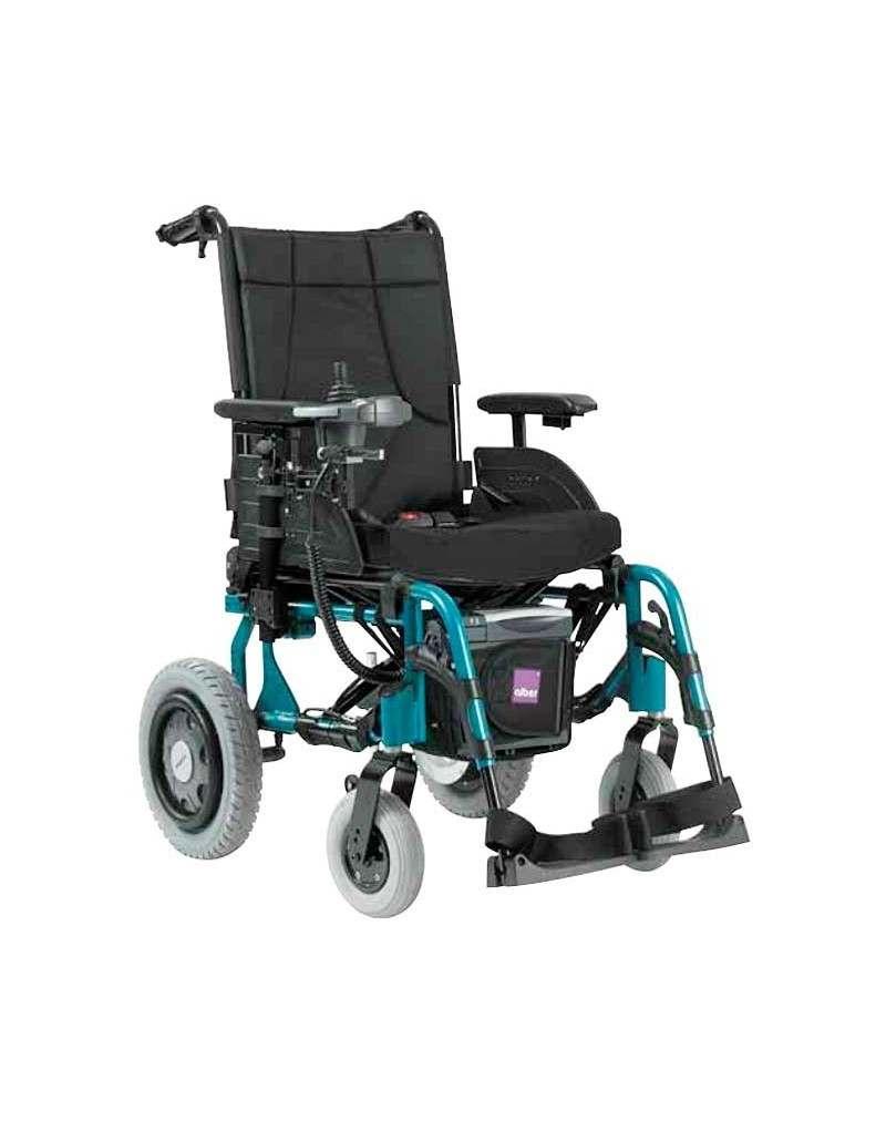 INVACARE Esprit Action 4 NG Junior silla de ruedas eléctrica