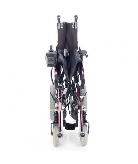 TEYDER Estambul silla de ruedas eléctrica plegable