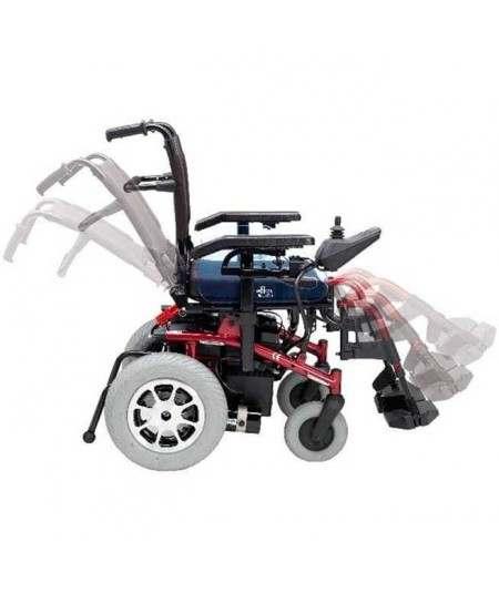 TEYDER Montreal silla de ruedas eléctrica