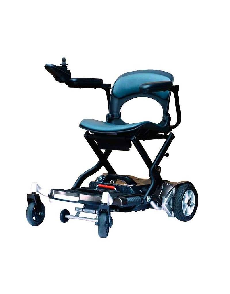 TEYDER Paddock silla de ruedas eléctrica