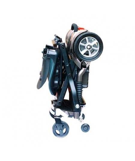TEYDER Paddock silla de ruedas eléctrica plegada