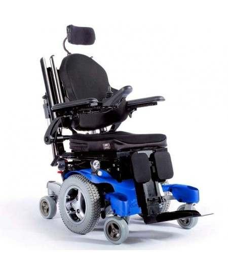 SUNRISE Jive Up (bipedestación) silla de ruedas eléctrica en azul