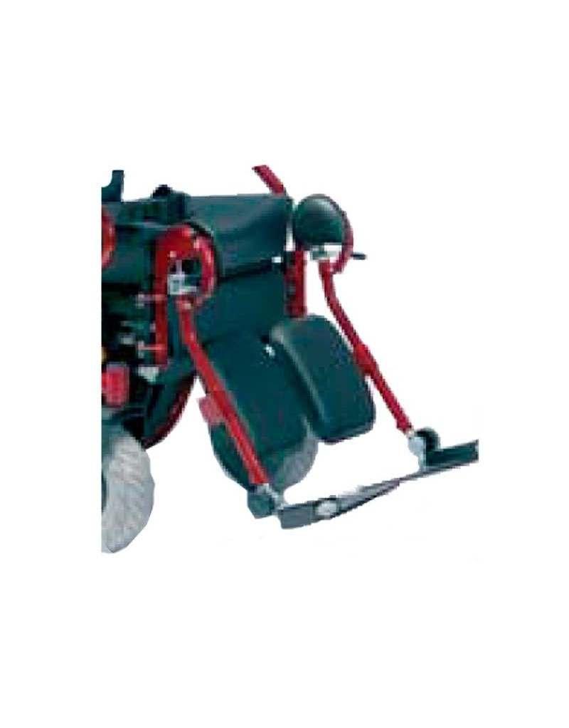 Reposapiés VERMEIREN accesorio para silla de ruedas eléctrica