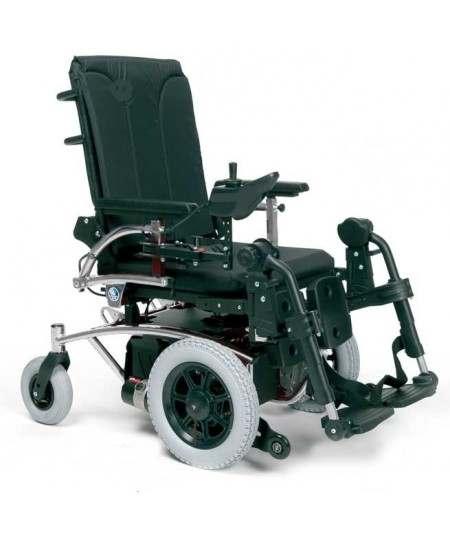 VERMEIREN Navix (tracción delantera) silla de ruedas eléctrica gris
