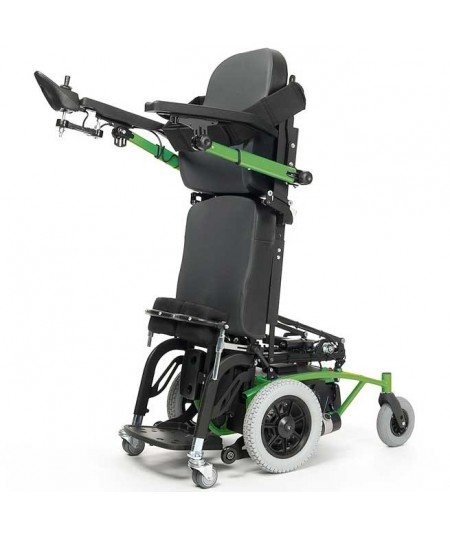 VERMEIREN Navix SU bipedestación silla de ruedas eléctrica en vertical