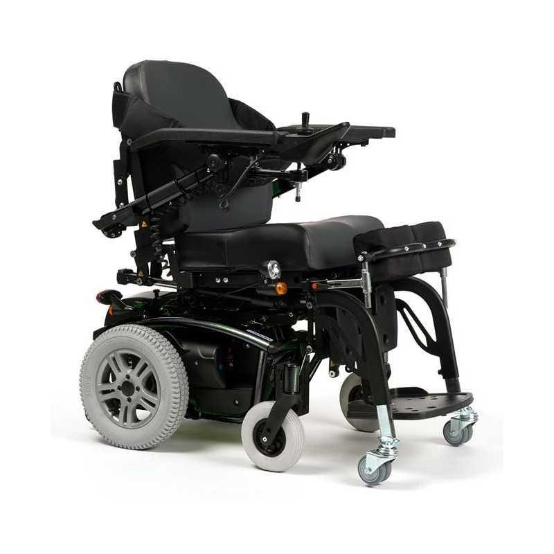VERMEIREN Forest 3 SU bipedestación silla de ruedas eléctrica en negro