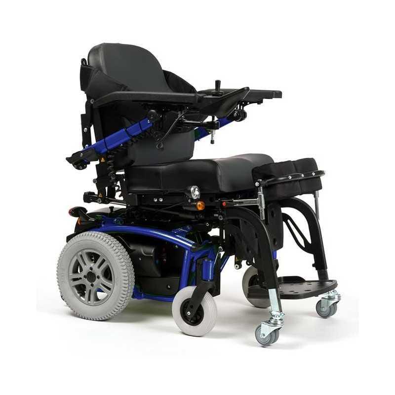 VERMEIREN Forest 3 SU bipedestación silla de ruedas eléctrica en vertical