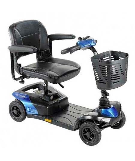 INVACARE Colibri scooter de movilidad en azul